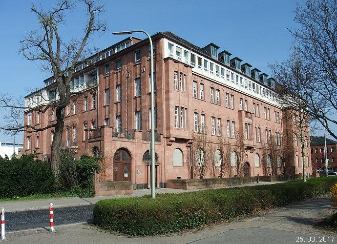Oberkirchenrat Karlsruhe