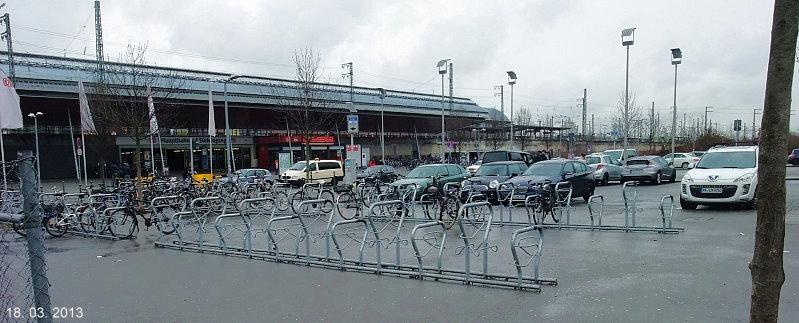 Karlsruhe Hinterm Hauptbahnhof