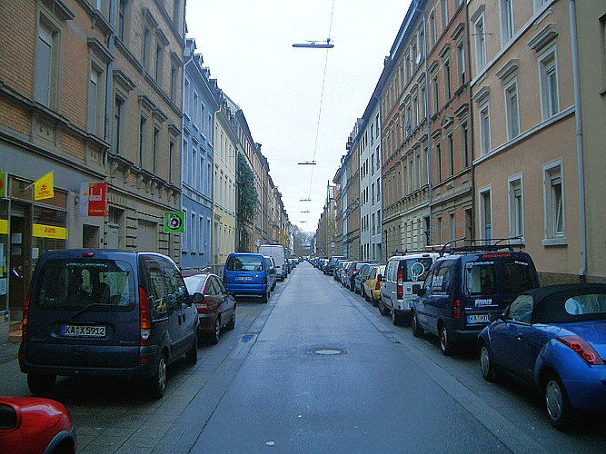 Karlsruhe Südstadt